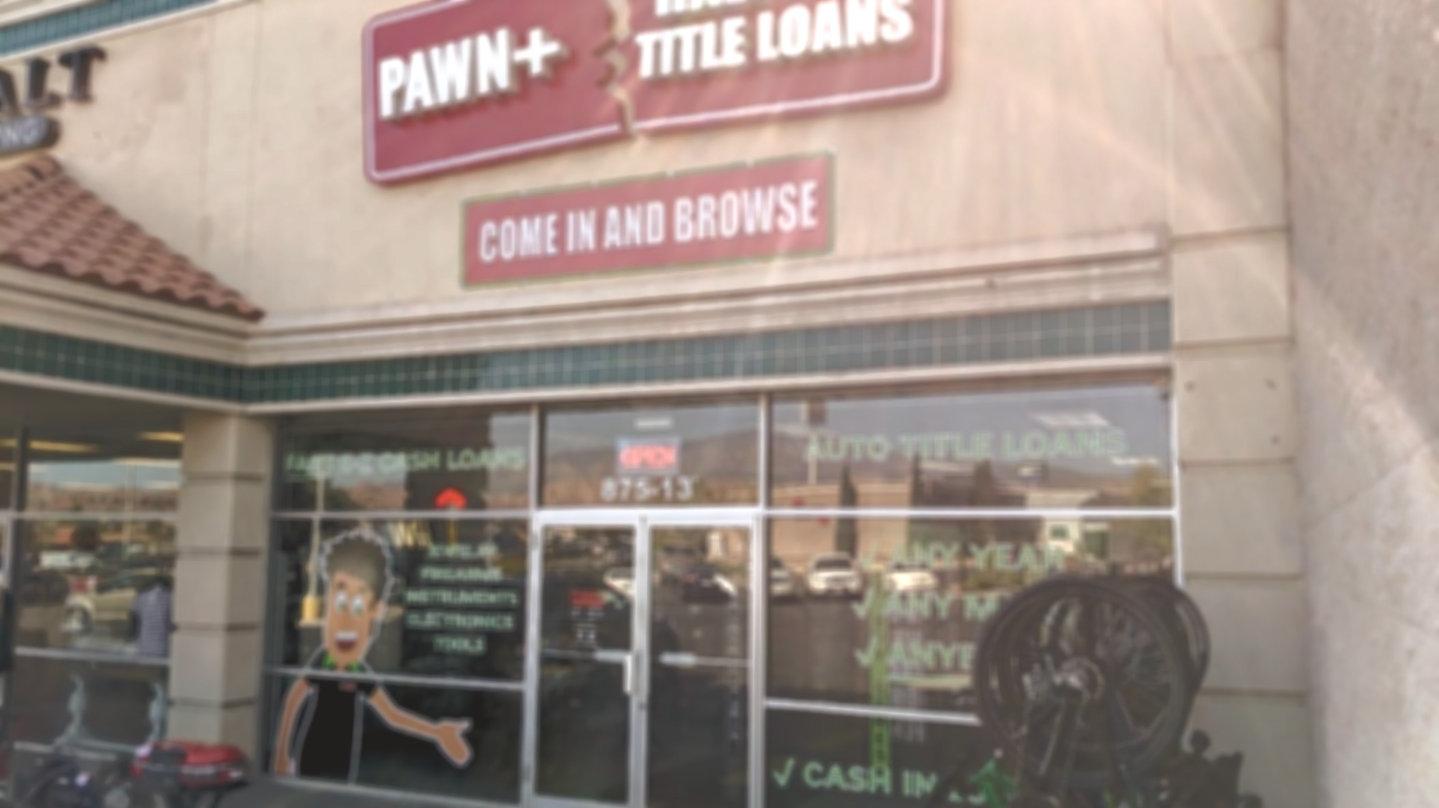 Pawn Shop Washington