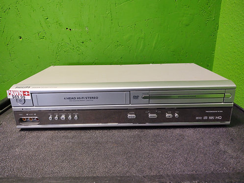 Philips DVP620VR/17 DVD/VCR Player - No Remote