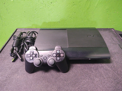 Sony Playstation 3 (CECH-4001C) Slim 500gb with Controller, Power, and HDMI Cabl
