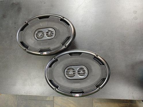 Mtx 6x9 Thunder Speakers Thunder693