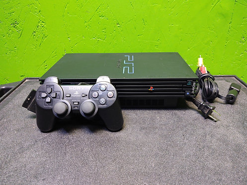Sony Playstation 2 SCPH-3001  w/Controller, Power, and A/V Cables