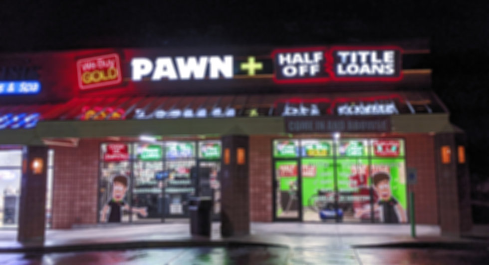 Pawn Shop St. George