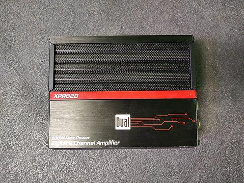 Dual XPR82D 600W Digital 2 Channel Amplifier - Cedar City