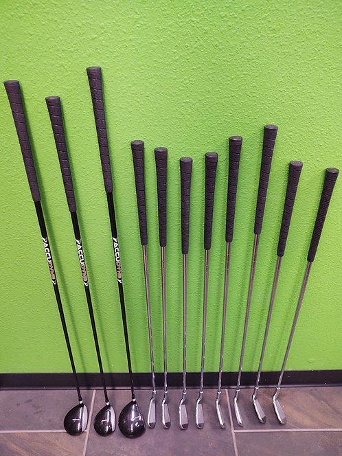 Dunlop EXD Golf Clubs - 3-P, 1, 3, 5