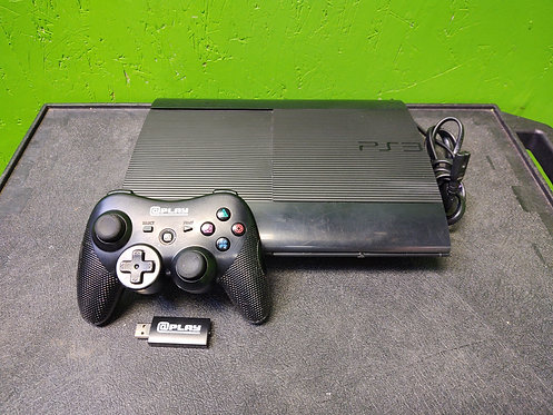 Sony Playstation 3 Super Slim 500gb w/Aftermarket Controller - Cedar City