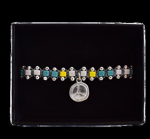 Summer Peace Bracelet