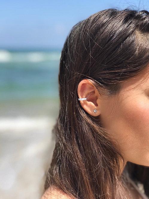Zircon Ear Clip