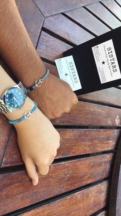 Friends bracelets - couple goals