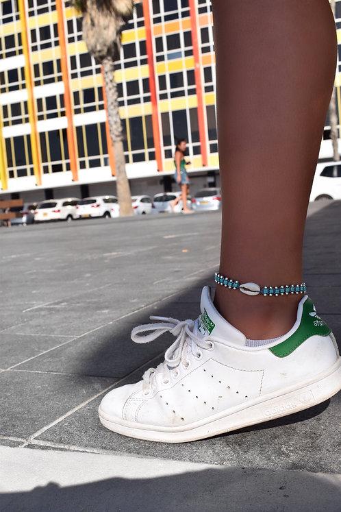 Natural Shell Anklet