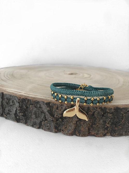 Ocean Gold Bracelet