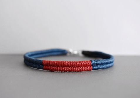 Red style bracelet