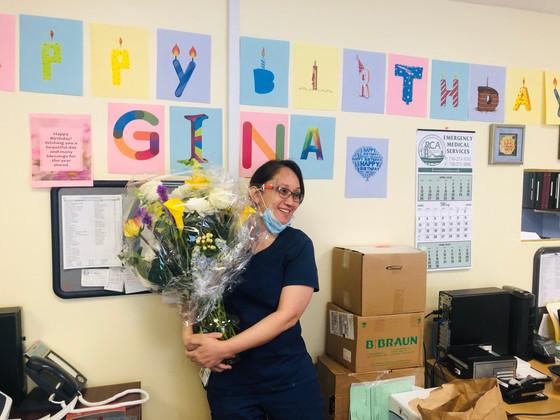 Happy Birthday Gina!