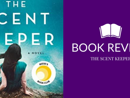 Book Review: The Scent Keeper
