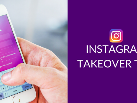 Instagram Takeover Tips