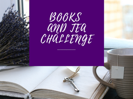 Books and Tea Challenge