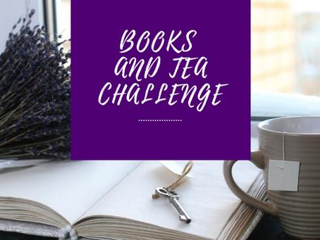 Books and Tea Challenge