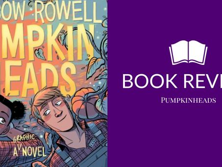 Book Review: Pumpkinheads