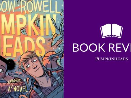 Book Review: Pumpkinheads
