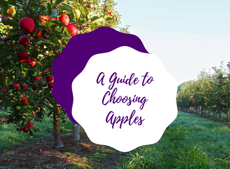 A Guide to Choosing Apples