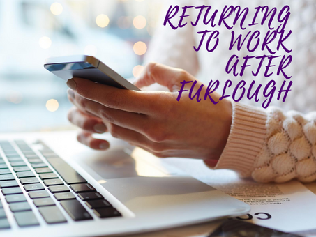 Returning to a Full-Time Job after Furlough