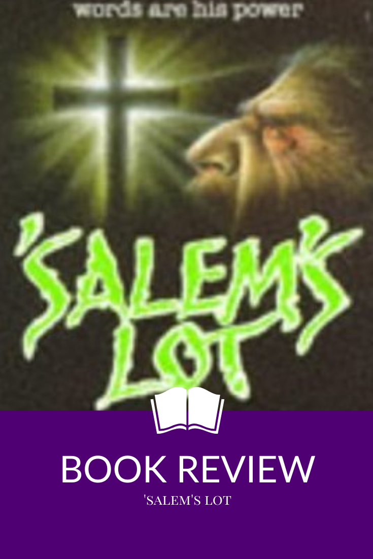 'Salem's Lot a vampire novel by Stephen King