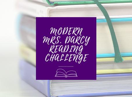 Modern Mrs. Darcy Reading Challenge