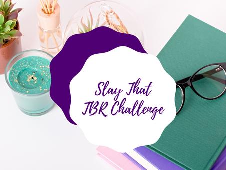 Slay That TBR Challenge