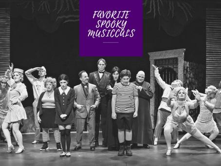 Favorite Spooky Musicals