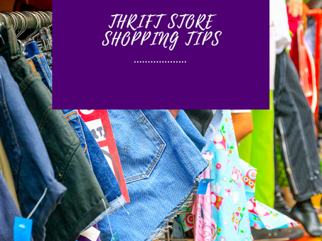 Thrift Store Shopping Tips You'll Actually Use