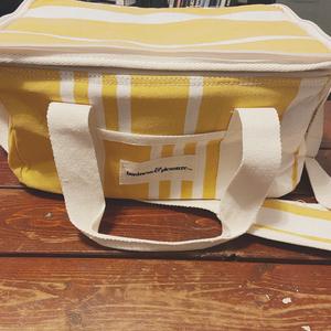 Business & Pleasure Co. Cooler Bag I received in my FabFitFun Summer 2020 box