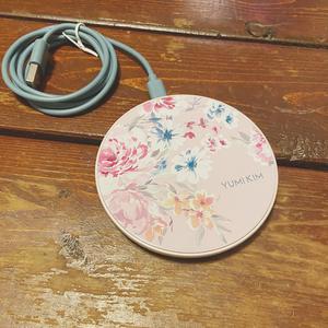 Yumi Kim Wireless Charging Pad I received in my FabFitFun Summer 2020 box