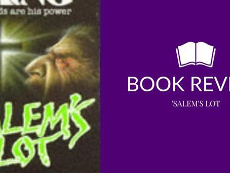 Book Review: 'Salem's Lot