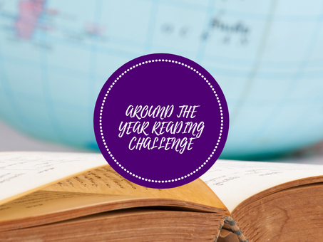 Around the Year in 52 Books Reading Challenge