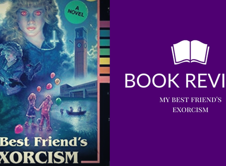 Book Review: My Best Friend's Exorcism