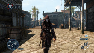 Assassin's Creed Liberation & Freedom Cry