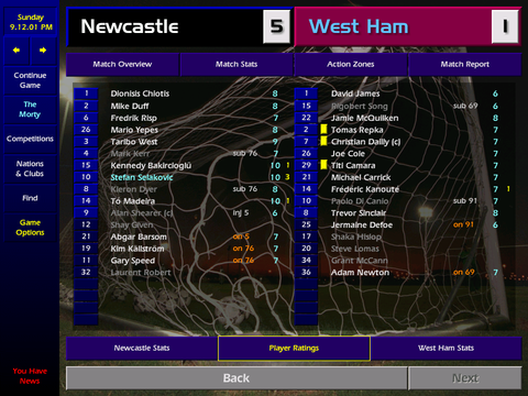 Championship Manager 01/02 - Part 3