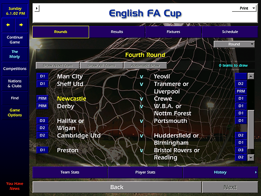 Championship Manager 01/02: Part 4