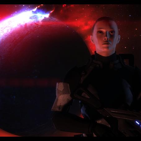 A Mass Effect DGAF playthrough - Pt1