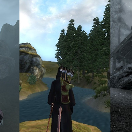 Morrowind   Oblivion   Skyrim - Pt1