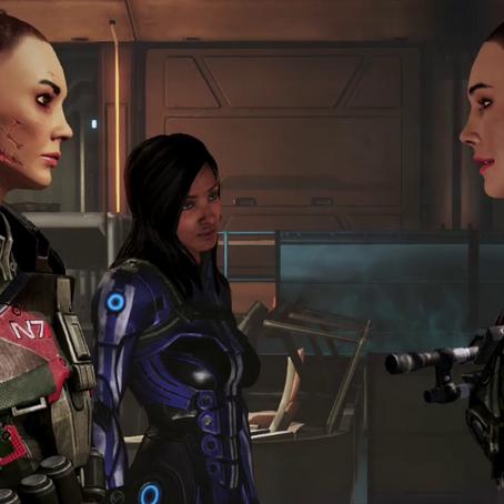 A Mass Effect DGAF playthrough - Pt3
