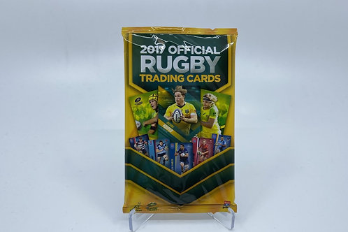 2017 Official Rugby Union Trading Cards Pack