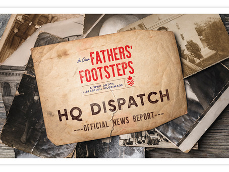 Issue #1 - HQ Dispatch has been sent!