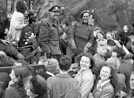 Liberation Day in The Netherlands