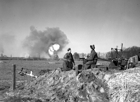 Operation 3: Cannonshot