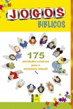 Jogos bíblicos 175 atividades criativas para o ministério infantil