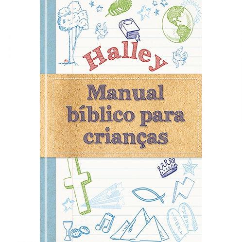Manual Bíblico de Halley Para Crianças