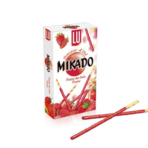 LU • Mikado fraise