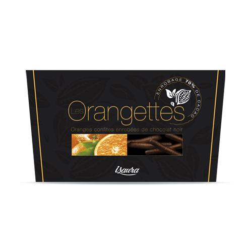 ISAURA • Orangettes