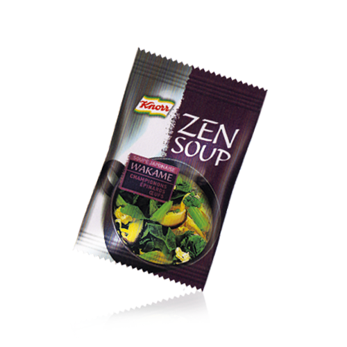 KNORR • Zen soup