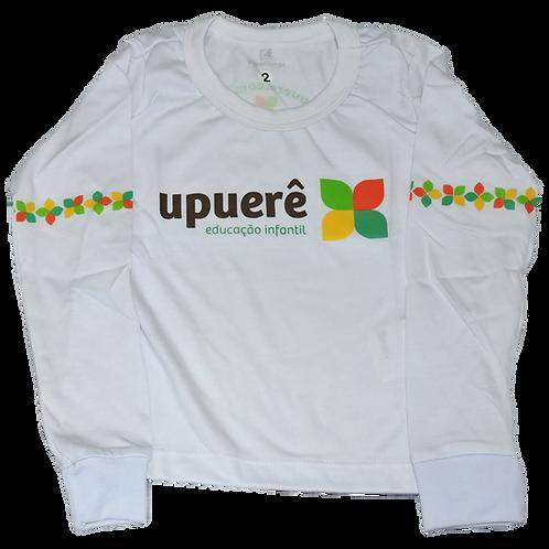 Camisa M/Longa Ed. Infantil Upuerê
